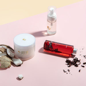SOLVED SKINCARE TRIO Package