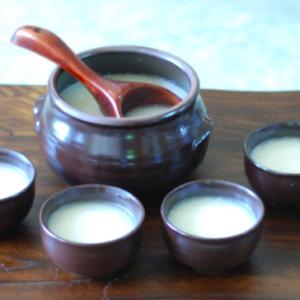 mageolli bowl & cups set