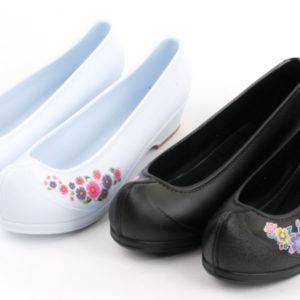Korean traditional rubber shoes