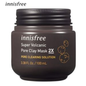 [innisfree] Super Volcanic Pore Clay Mask 2X