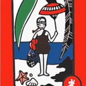 Korean traditional card