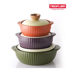 Neoflam Traditional Pot Set