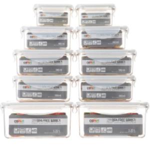 [Comet] BPA Free Sealer Group 10p Set