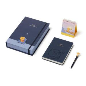 [Kakao Friends] 2021 Diary Calendar Set_Ryan