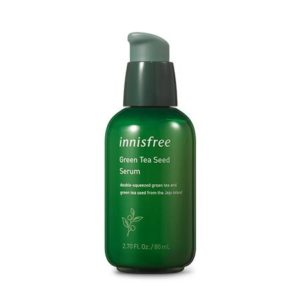 Innisfree The Green Tea Seed Serum 80ml(2019 Renewal Version)