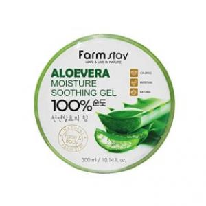Farm Stay Aloevera moisture soothing gel 300ml