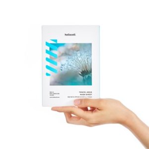 HELLOCELL Tencel Aqua Mask Sheet x5
