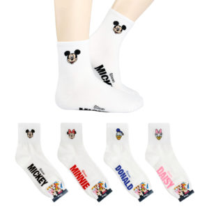 Disney character women socks