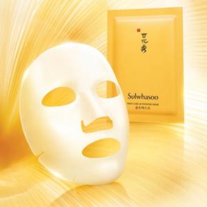 Sulwhasoo Mask sheet 10EA - Now in Seoul -nowinseoul