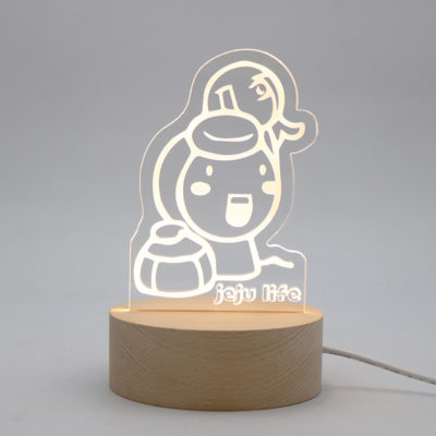 acryl mood light
