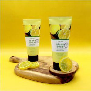 Acne Cleansing foam Lemon Detox